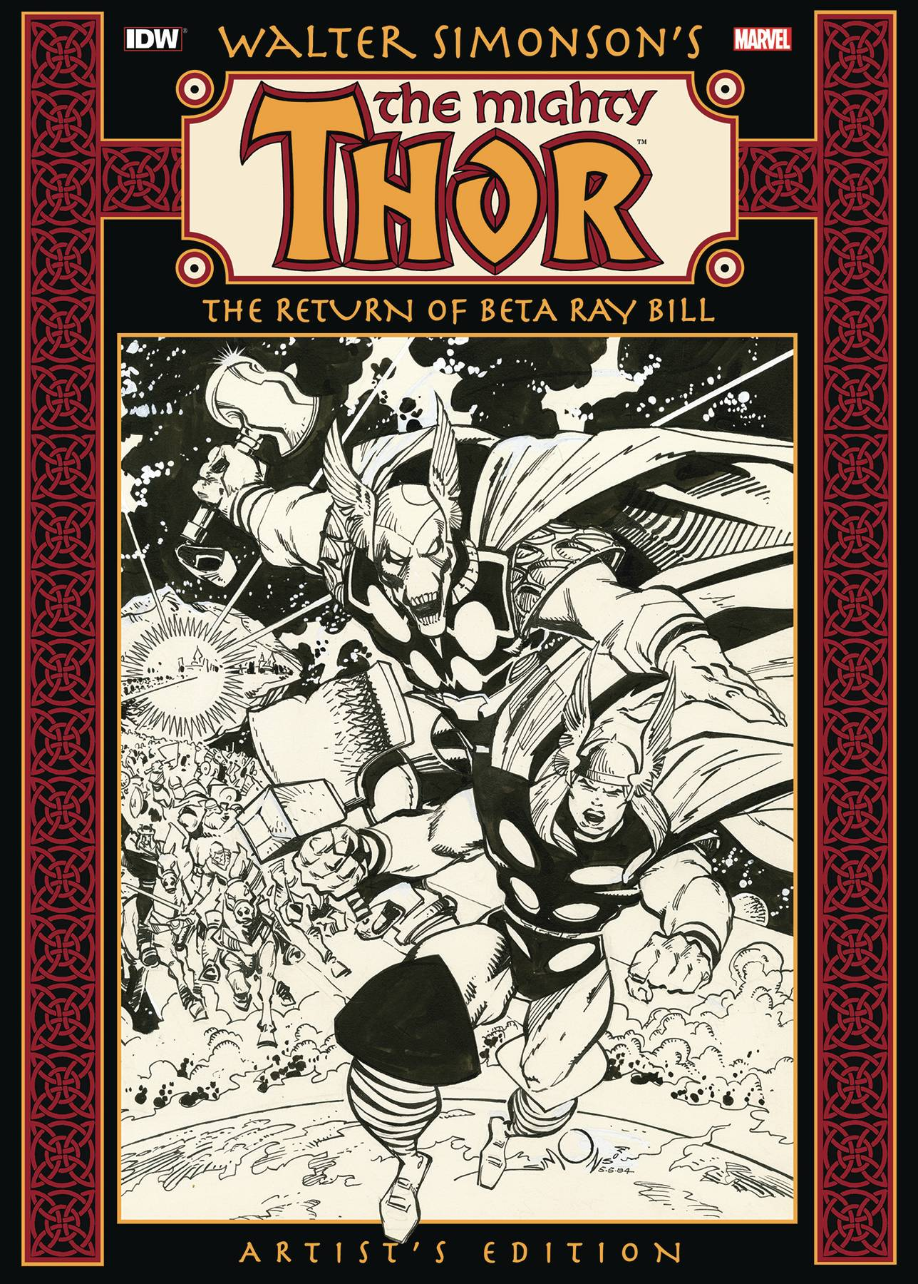 orion by walter simonson omnibus hc