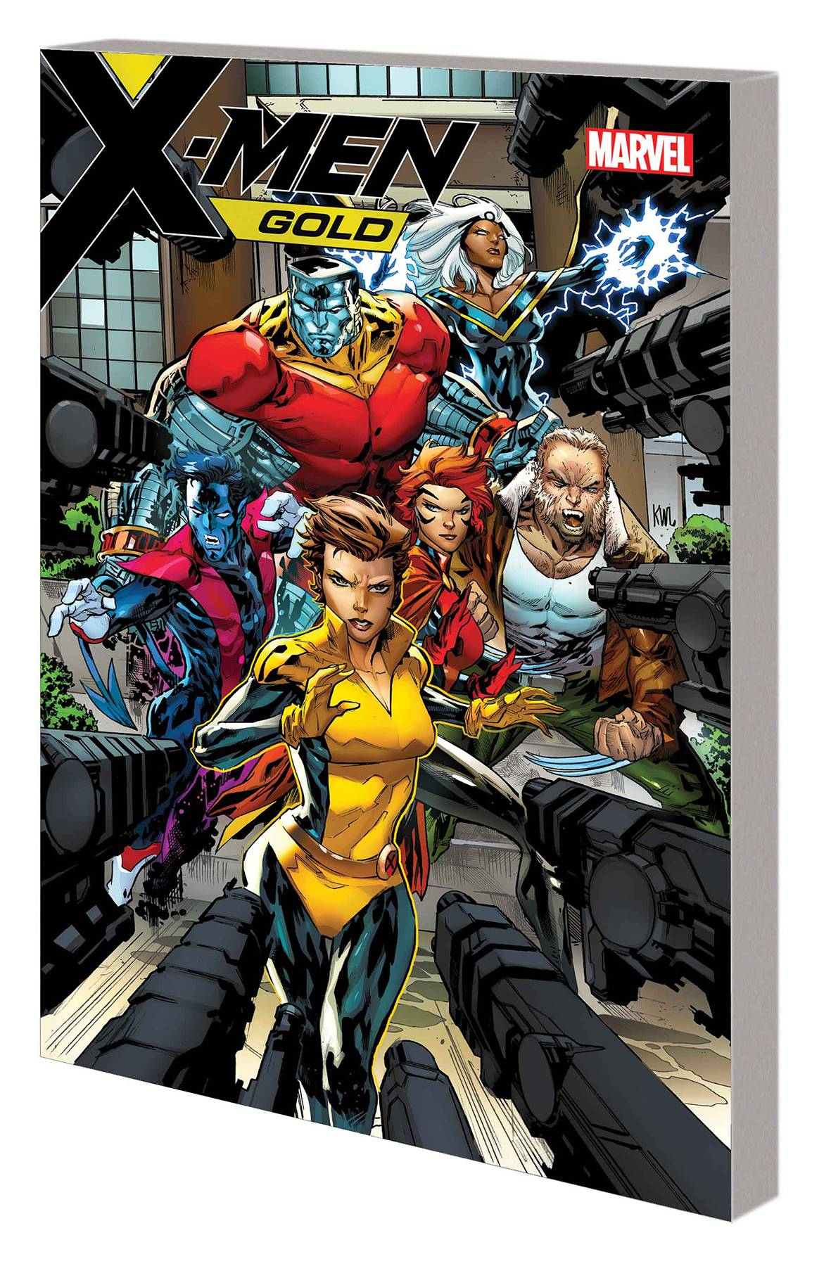 Will Hydra's Secret Empire tarnish the Gold team? When Manhattan is  besieged, the X-Men open their doors as a safe haven for any human or  mutant. But little ...