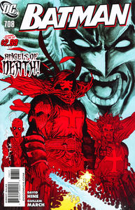 Batman vol 1 708