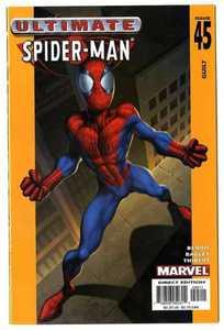 Ultimate spider man vol 1 45