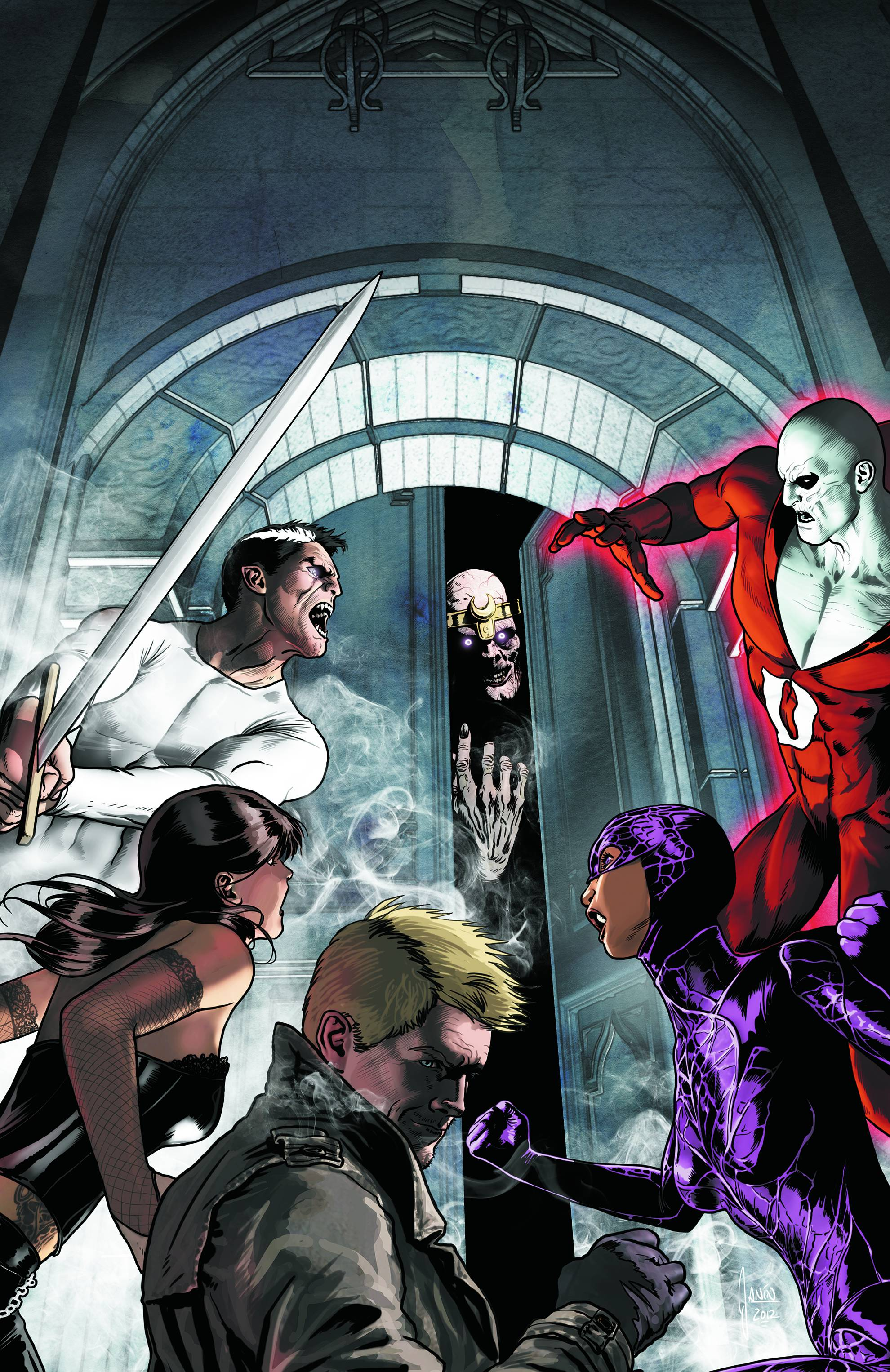 justice league dark comic download